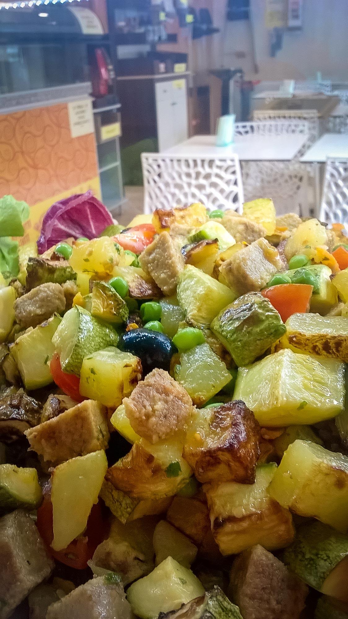 Contorni Gnam Gnam Misano Gastronomia Tavola Calda Rosticceria