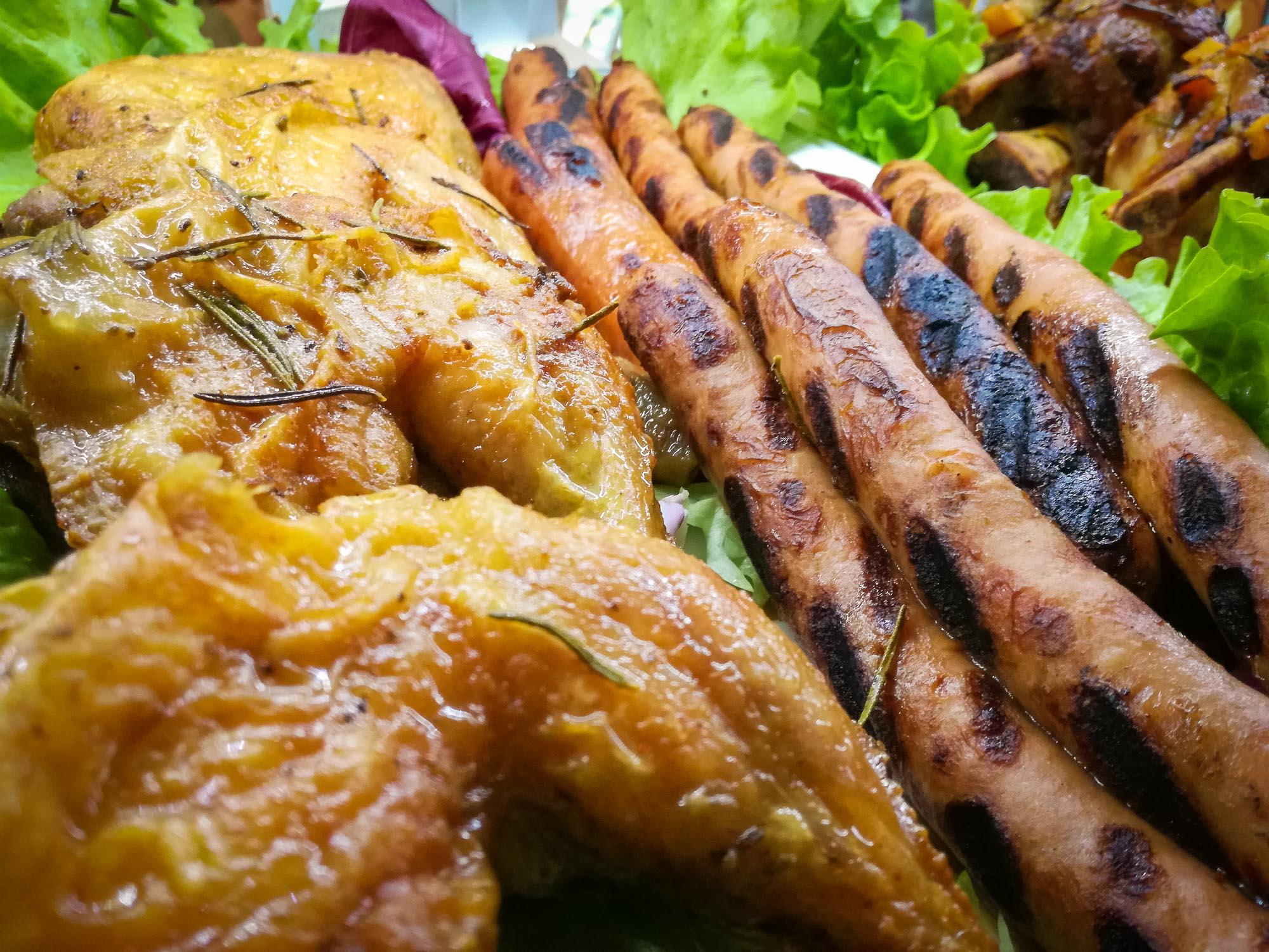 Secondi di carne gnam gnam misano gastronomia tavola for Secondi di carne